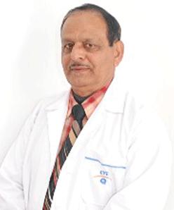 Dr. Jagdish Chana Durgapal, Clinical Incharge, Eye-Q speciality eye Hospital, Almora, Uttarakhand
