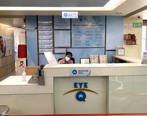 EYE-Q India Vadodara Clinic