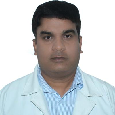 Dr.Premendra Kumar Singh, Eye-Q India