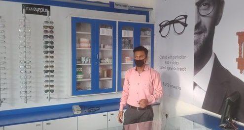 Eye-Q India Roorkee clinic Pharmacy