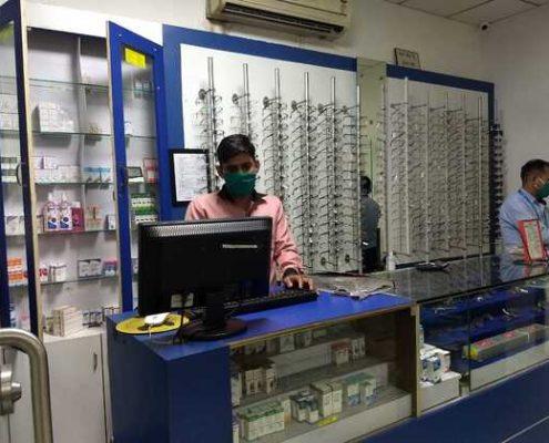 Eye-Q India Yamunanagar Opticals