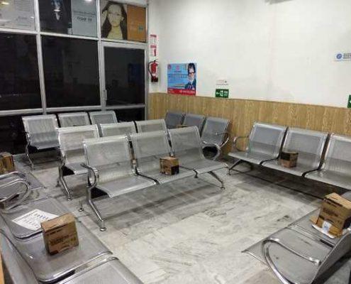 Eye-Q India Yamunanagar Waiting Room