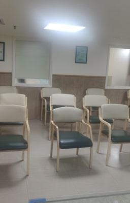 EyeQ India Vaishali Ghaziabad Center Waiting Room