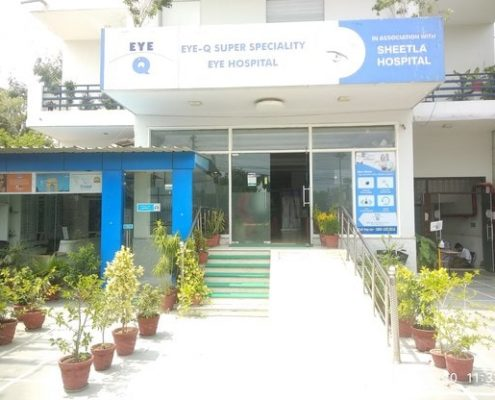 EyeQ-India Sector46 Gurgaon Hospital